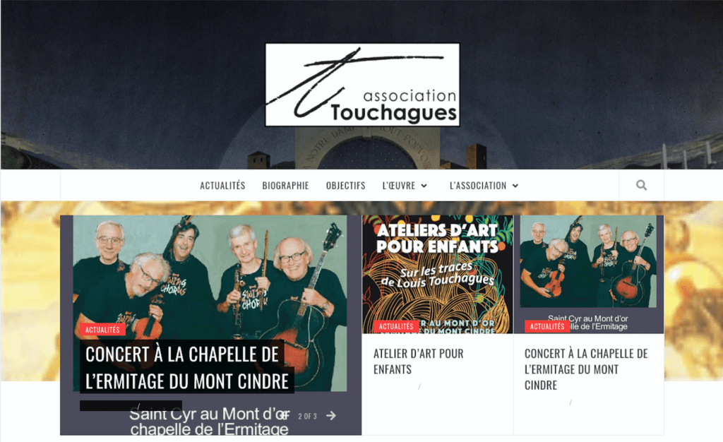 Association Louis Touchagues